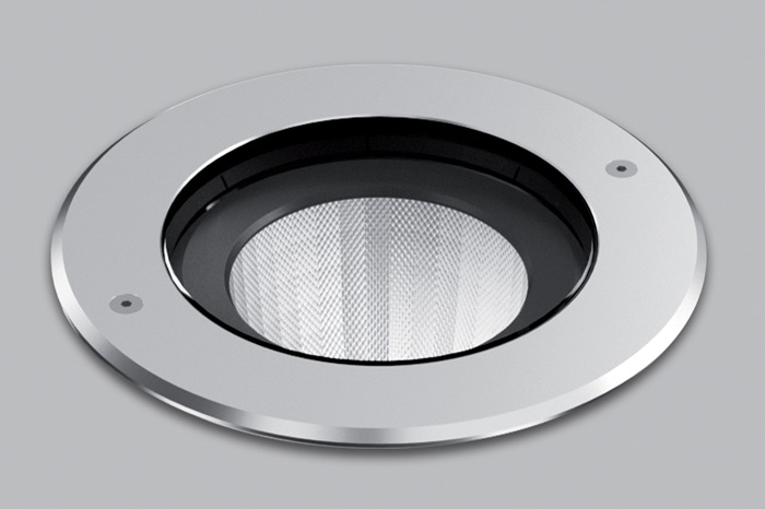 Light Up Earth Quick Install Low Maintenance In-Ground Fitting
